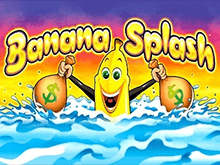 В казино Вулкан Платинум автомат Banana Splash
