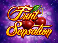 В казино Вулкан Платинум автомат Fruit Sensation