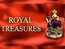 В казино Вулкан Платинум автомат Royal Treasures