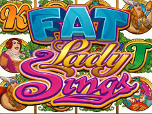 Онлайн автомат Fat Lady Sings от Microgaming